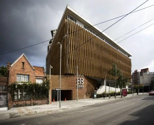 Bogotá Chamber of Commerce building