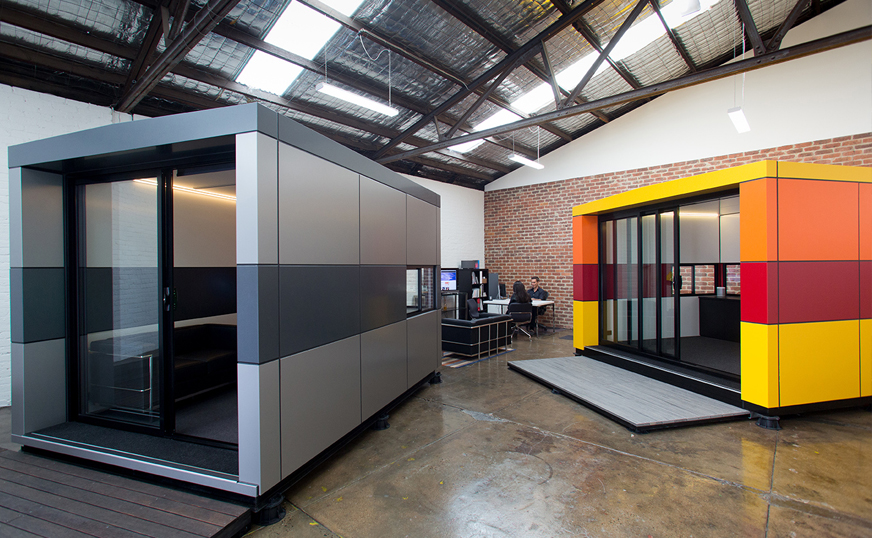 The Harwyn Pod: a picture of the burgeoning Aussie prefab