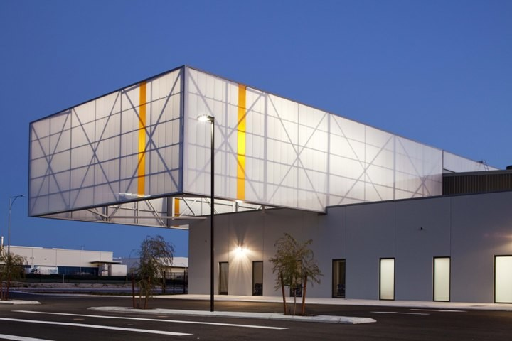 Innovative industrial design takes off at Perth Airport