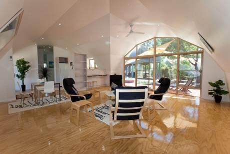 Kit home is bushfire resistant  Architecture  Design
