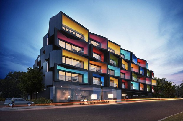 Strong Australian contingent in running for International Property Awards 2014  Architecture