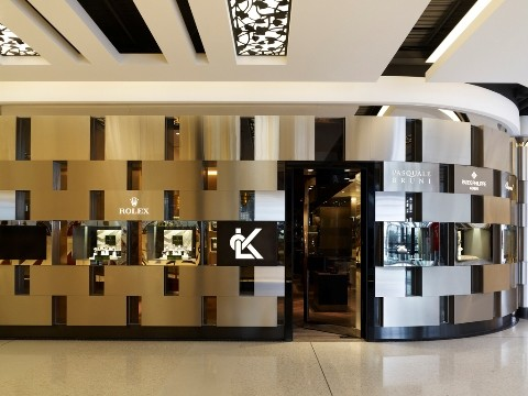 High End Retail Design LK Jewellery Sydney And Melbourne Stores Completed By Woods Bagot