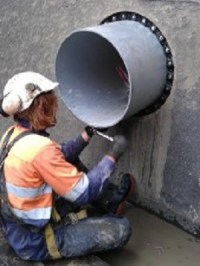 Link-Seal is the only pipe penetration seal you should be ...