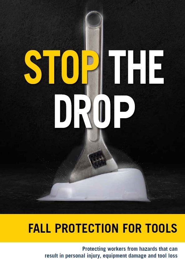 Stop the Drop Fall Protection for Tools  Architecture