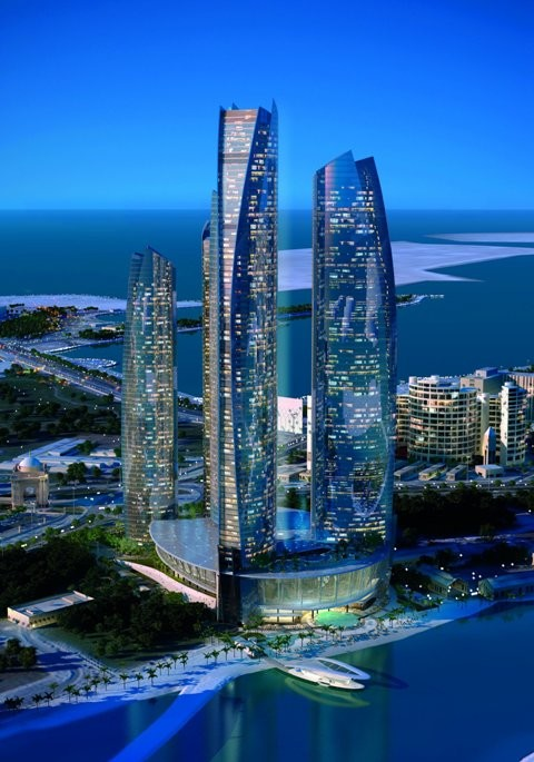 World S Best New Hotel Queensland Designed Abu Dhabi