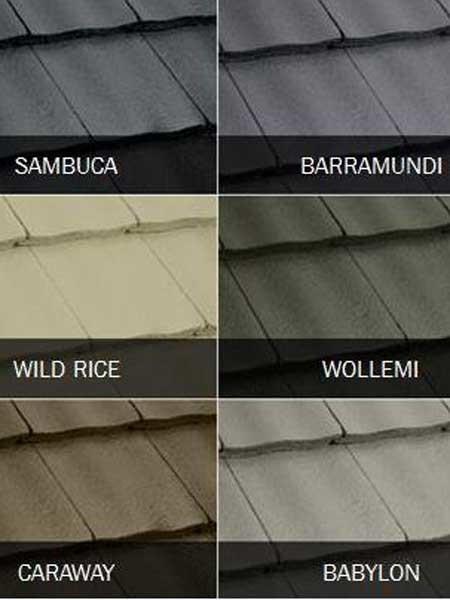 Monier introduces new Atura concrete roof tiles featuring ontrend flat profile  Architecture
