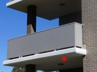 Alucobond cladding for Ralan Homes balcony | Architecture ...