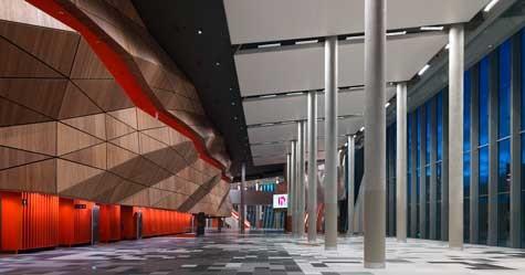 Melbourne Convention Centre wins national environmental