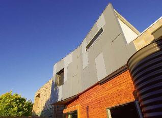 QA Scyon Matrix cladding  Architecture  Design