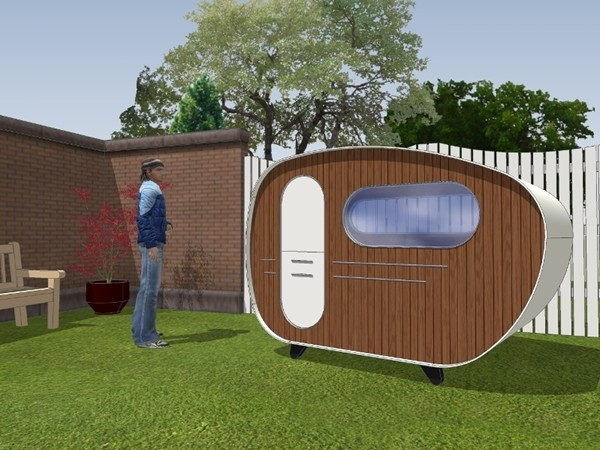 Caravan Me Happy, by Little Green Room, was inspired by childhood summer holidays .