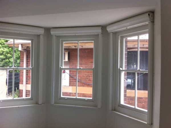 Windowshield Fire Shutters Used For Heritage Building