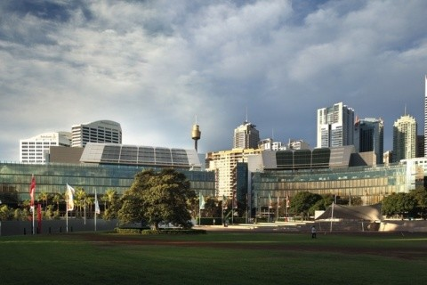 Commonwealth Bank Place Sydney achieves Australian first for green innovation  Architecture