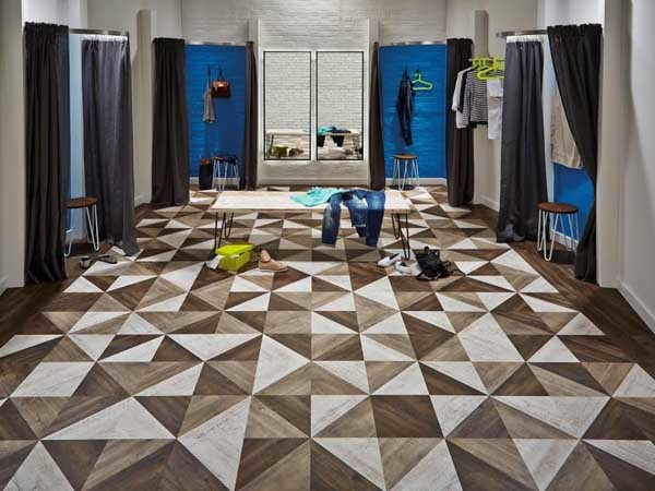 Karndean unveils Kaleidoscope collection of intricate flooring designs  Architecture  Design