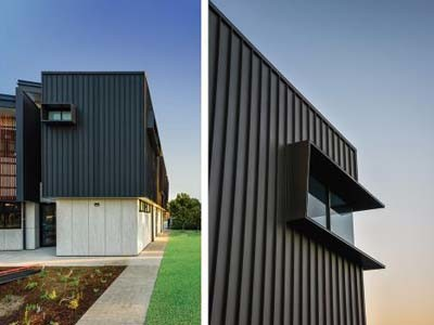 COLORBOND steel complements latest building design trends