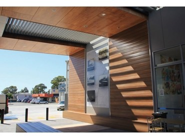 Kingwood Exterior Cladding And Outdoor Furniture At