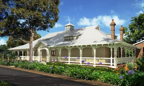 Australands cconverted heritage buildings now available