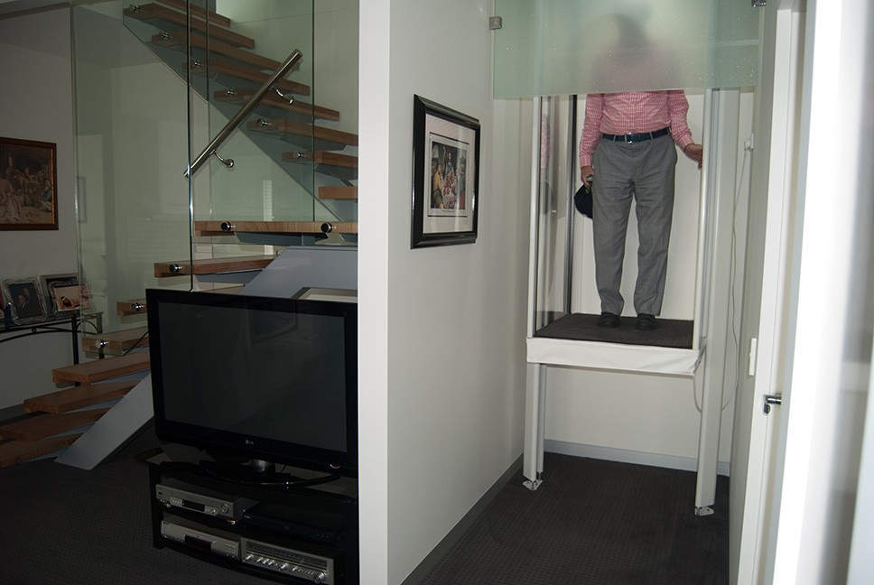 commercial chair rail target nursery chairs increasing mobility with two-person home lifts from the residential lift company | architecture ...