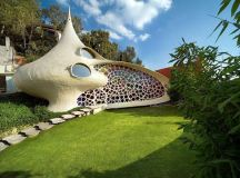 Nautilus shell house, wonderful project by Arquitectura ...