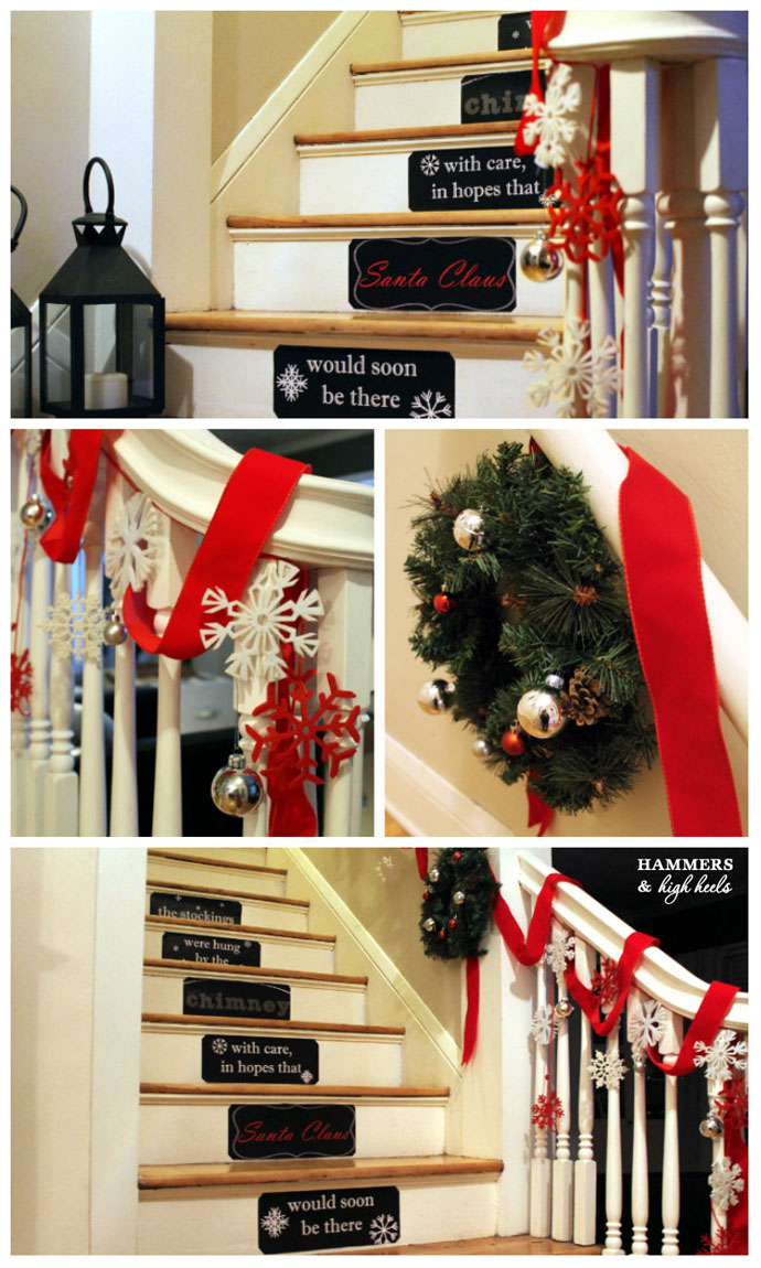 how to decorate living room images of rooms with gray couches 30 beautiful christmas decorations that turn your ...