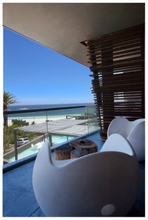 Pod Hotel Greg Wright Architects Camps Bay South Africa