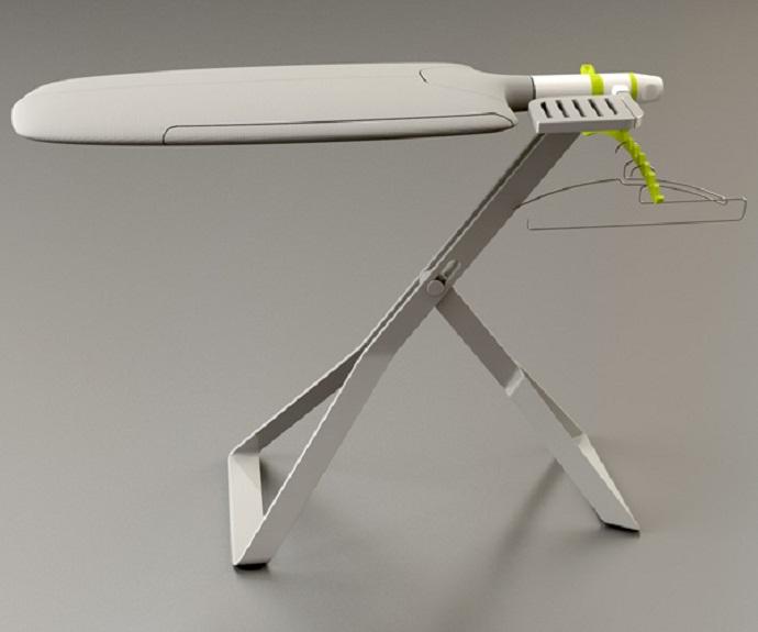 EBoard  A Very Useful Ironing Board