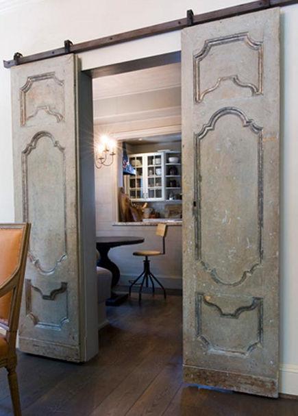 rustic sofa table canada crate and barrel willow twin sleeper interior barn doors