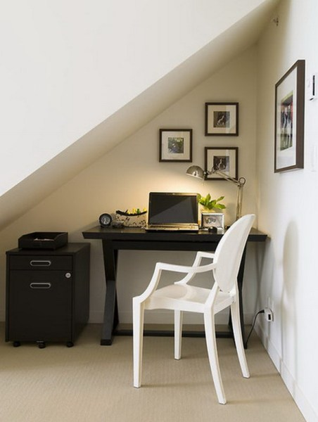 small home office interior design ideas 20 Home Office Designs for Small Spaces