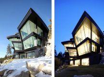 $43 Million Lake House In Lake Tahoe By Mark Dziewulski ...