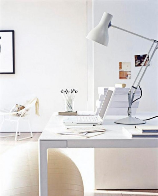 32 minimalist home offices