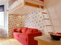 Even Apartment of 21 Square Meter Can Be Cozy: Here is the ...