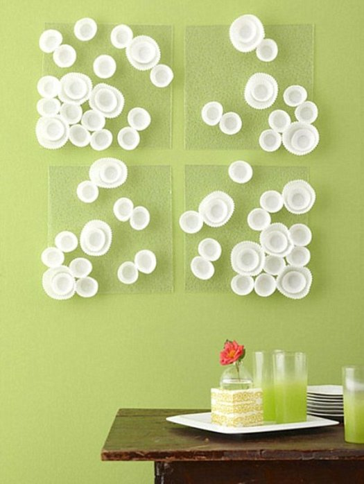 easy to make wall decor | Decoration For Home