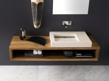 Nature as eternal inspiration for Neutra's Bathrooms