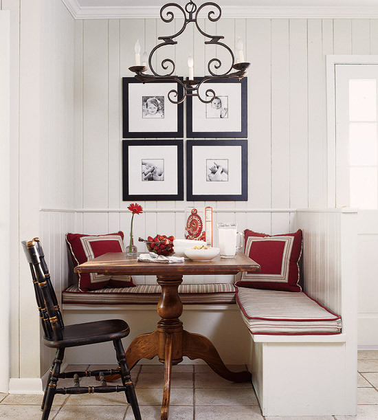 Example Of Dining Room Layout