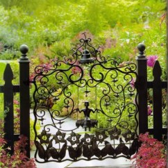 Folding Chair For Child Plaid Wingback Chairs 20 Beautiful Garden Gate Ideas
