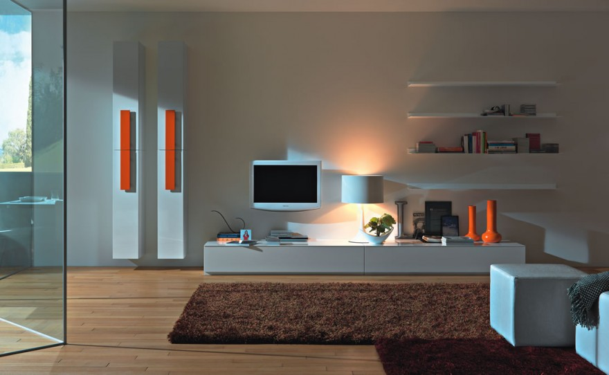 tv wall unit designs for living room in india lights uk 40 contemporary interior