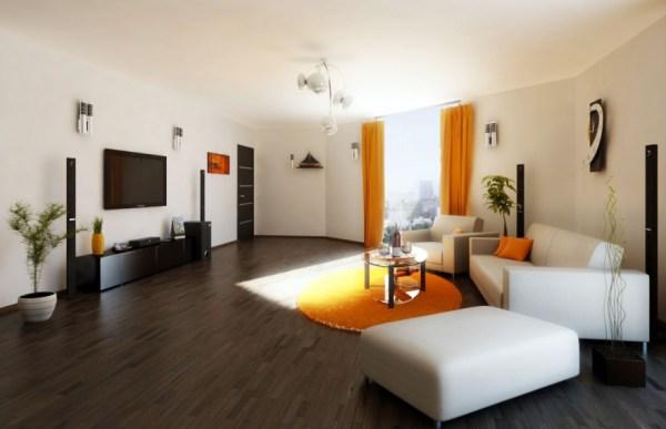 contemporary living room design 40 Contemporary Living Room Interior Designs