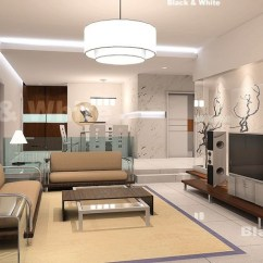 Contemporary Small Living Room Pictures Decorating Ideas Brown Leather Sofa 40 Interior Designs