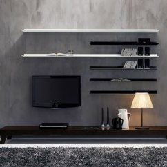 Wall Unit Designs For Small Living Room Home Decorating Ideas Long Narrow Rooms 40 Contemporary Interior