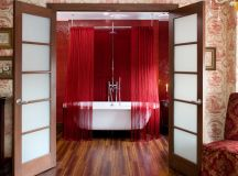 30 Sexy Red Interiors Inspirations That Make Your Room ...
