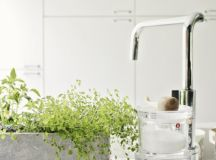 48 Bathroom Interior Ideas With Flowers And Plants - Ideal ...