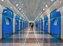 World Most Amazing Interior Design Of Subway Stations