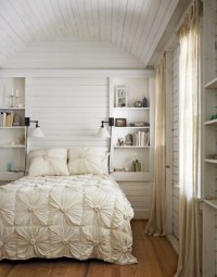 "45 ""All In White"" Interior Design Ideas For Bedrooms"