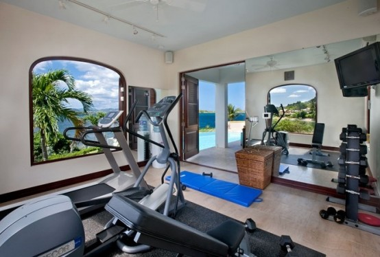 58 Awesome Ideas For Your Home Gym Its Time For Workout