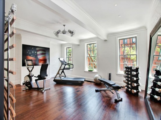 Workout Room Ideas