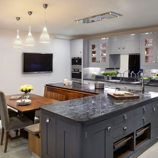 open plan kitchen living room ideas ireland leather sofa 10 of the best working family
