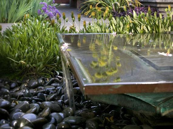 beautiful backyard ponds