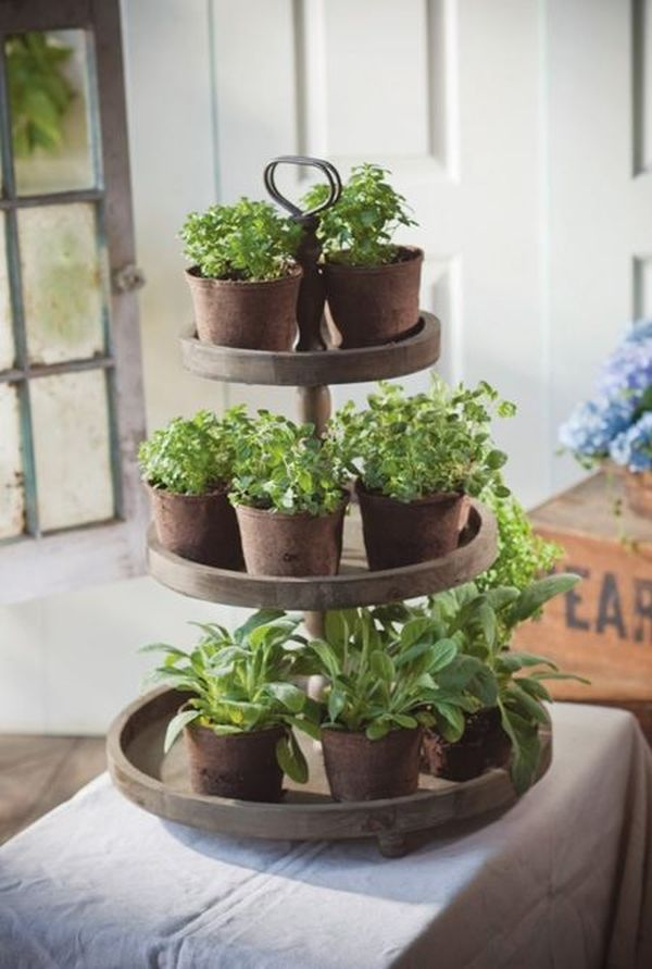 Useful Ideas For Small Space Gardens