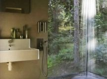 37 Amazing Bathroom Designs That Fused with Nature