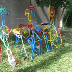 Chair Care Patio Gaming Review 20 Funny And Unusual Bike Racks Designs