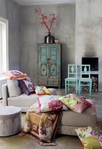 20 Amazing Bohemian Chic Interiors